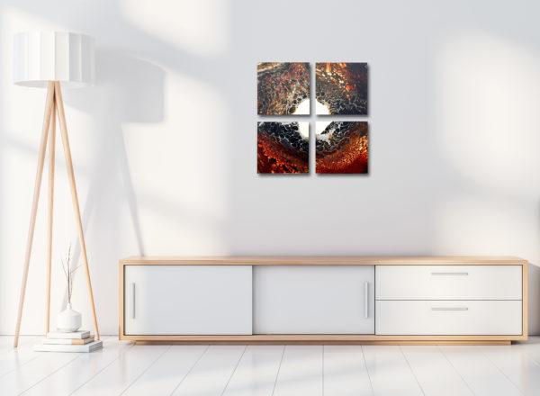 Isa Dor - Oeuvres d'art contemporain pour hôtels